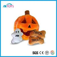 Cheap Halloween Pumpkin Plush Toy, Soft Toy And Stuffed Toy For Best Gift Of Halloween Day for sale