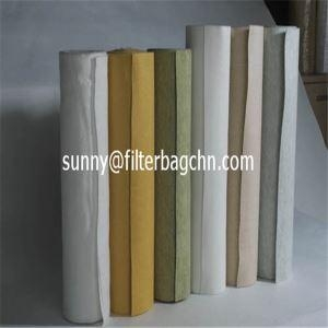 China High Tensile Strength Polyester Filter Cloth for Dust Collector Bags