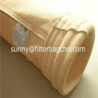 Buy cheap High Temperature Nomex Needle Punched Felt Filter Bags from wholesalers