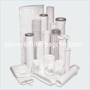 China Liquid Non-woven PP Filter Bags for Filter Press