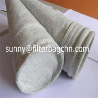Buy cheap Anti Static Polyester Filter Bags for Dust Collectors from wholesalers