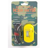 China SRT-11 Resetable Hour Meter Tachometer Inductive Hour Meter on sale