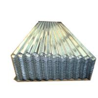 Hot Dipped Galvanized Full Hard Wavy Corrugated Steel Roofing Sheet
