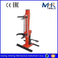 Cheap 1Ton Auto Tool Manual Operated Vertical Hydraulic Strut Coil Spring Compressor for sale