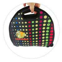 Cheap School Soft waterproof lunch bags with little squirrel printed for sale