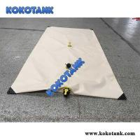 Buy cheap KOKO-DWT KOKO Collapsible and Plastic Water Tank 1000 liter Bladder Used for Water Storage from wholesalers