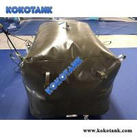 Cheap KOKO-CWT KOKO Flexible and foldable TPU or PVC rectangular soft water storage tank for sale
