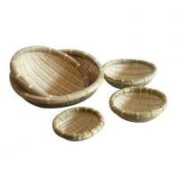 Cheap Bamboo Weaving Basket / Bamboo Wicker Baskets for sale