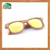 Cheap Handmade Bamboo Wood Sunglasses for Men and Women for sale