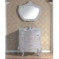 Cheap Antique White Classic Bathroom Sink Vanity Cabinet Model(YL-S2004F) for sale