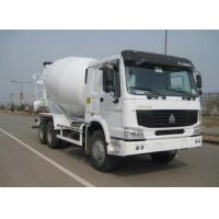 China HOWO MIXER TRUCK TRUCK MODELS on sale