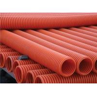 Buy cheap MPP Single Wall Corrugated Pipe from wholesalers