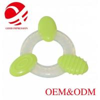 Hot sale bpa free baby teething toy