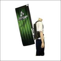 Cheap Backpack Banners Backpack Banner - Block for sale
