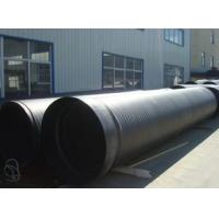 Cheap HDPE Hollow-wall Winding Pipe for sale