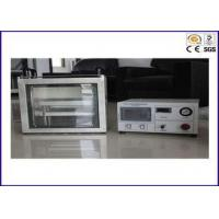 Safety Flammability Testing Equipment Burning Test Device Fo