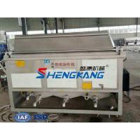 Frying equipment Coal - fried semi - automatic frying pan
