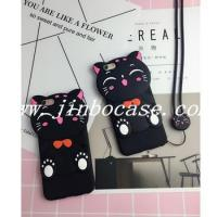 Cheap Mobile phone accessories factory in china, Silicone Rubber Case for iPhone 7 7Plus for sale
