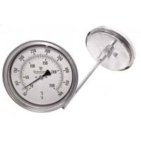 Cheap Temperature Instruments Stainless Steel Bimetallic Thermometer for sale