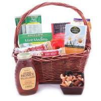 Cheap Corporate Gifts Peaceful Picnic Gift Basket for sale