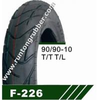 Cheap MOTORCYCLE TIRE F-226 for sale