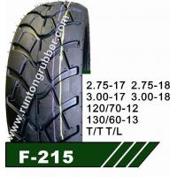 MOTORCYCLE TIRE F-215