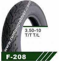 Cheap MOTORCYCLE TIRE F-208 for sale
