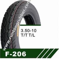 Cheap MOTORCYCLE TIRE F-206 for sale