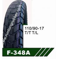 Cheap MOTORCYCLE TIRE F-348A for sale