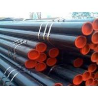 Cheap carbon black steel pipe welded schedule 40 carbon erw steel pipe price per meter for sale
