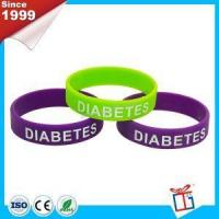 Silicone Gifts Custom Wristbands With Low Price Guarantee