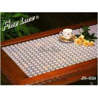 China PVC Lace Table Runner on sale