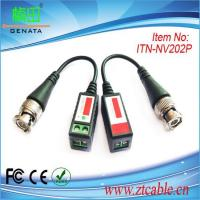 China Products Single Channel Passive UTP Video Balun/ITN-NV202P on sale