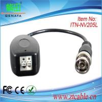 Cheap Products Single channel video balun for surveillance/ITN-NV205L for sale