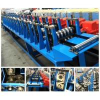 China Fully automatic M door frame rolling forming machine on sale