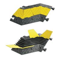 Cheap Speed Hump Corners for the Industrial Cable Rubber Protectors for sale