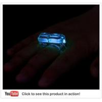 Buy cheap Glow Ring Blue Item:GR100 from wholesalers
