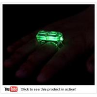 Buy cheap Glow Ring Green Item:GR100 from wholesalers