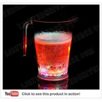 Buy cheap Lighted Serving Pitcher 48oz 8 Mode from wholesalers
