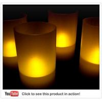 Buy cheap Flameless Shrouded Candle from wholesalers