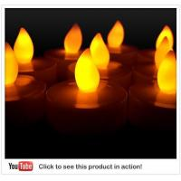 Buy cheap Flameless Mini Tea Candle from wholesalers