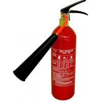 China Portable carbon dioxide fire extinguisher 2kg on sale