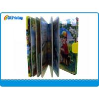 Buy cheap Children Puzzle Board Book Printing China from wholesalers