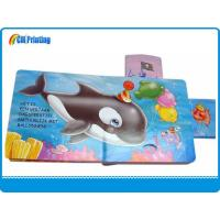 Buy cheap Shaped Children Board Book Printing from wholesalers