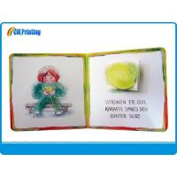 Buy cheap Children Fruit Board Book with Flavors from wholesalers