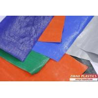 Cheap tarpaulin sheet specification 12x16ft from PE tarpaulin manufacturer for sale