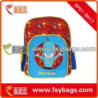 Cheap Own design beautiful school backpack---BP01-BH12 for sale