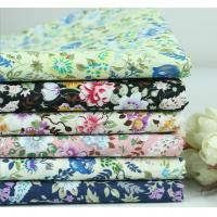 Buy cheap Beautiful 100% cotton printed fabric for bed sheeting from wholesalers