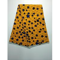 Buy cheap Fashion design colorful 100% cotton african wax block print fabric from wholesalers