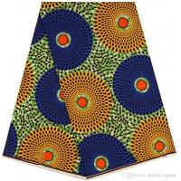Buy cheap Guaranteed 100 Cotton 24S Ankara Wax Block Print AfricanFabric from wholesalers